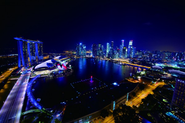 アジアの人気リゾートを豪華客船で巡る贅沢な一時