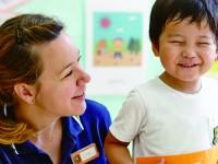 日本に暮らす子どもたちのためのバイリンガル保育園