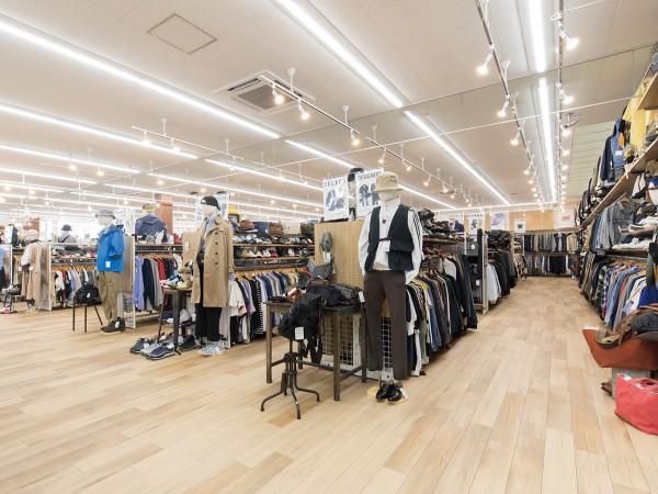 店舗の安心とワクワク感が魅力のリユースの世界に注目