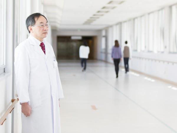 高度医療を牽引する 全国有数の〝医療のまち〞