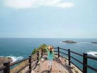 大海原を一望できる日向岬の絶景、日向市