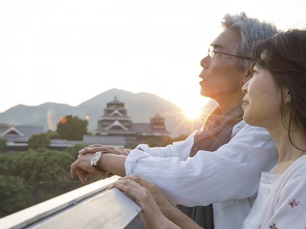 熊本の中心市街地で暮らす自分らしく充実したシニアライフ