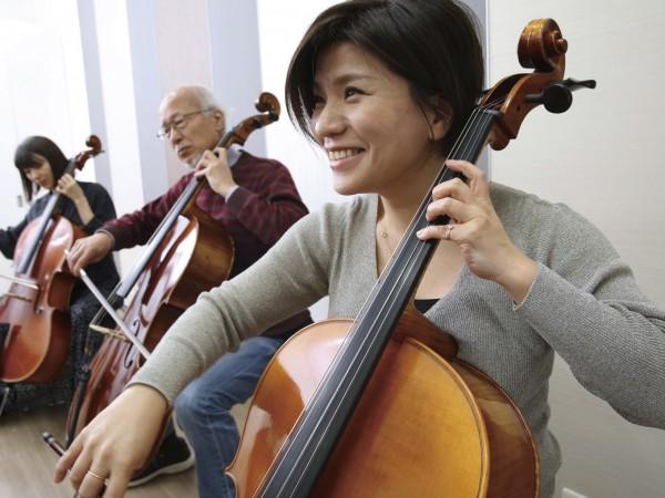 音楽を趣味として楽しみたい大人が主役になれる場所