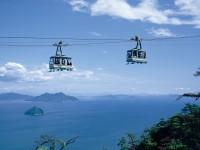 宮島ロープウエーでたずねる世界遺産、弥山の魅力。