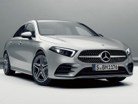 Mercedes-Benz A-Class次世代セダン誕生。