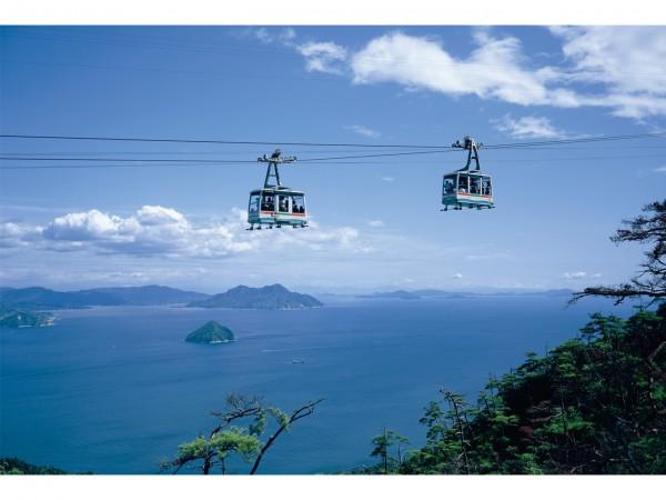 宮島ロープウエーでたずねる世界遺産、弥山の魅力