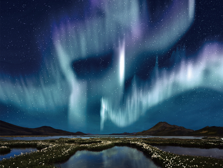 奇跡の自然景観が広がる 息をのむほど美しい北の大地へ。