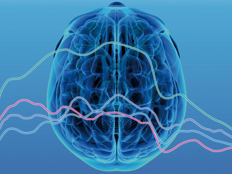 うつは「心」ではなく「脳」の病気。 客観的な検査で早期発見・早期治療を。 光ポトグラフィー検査。