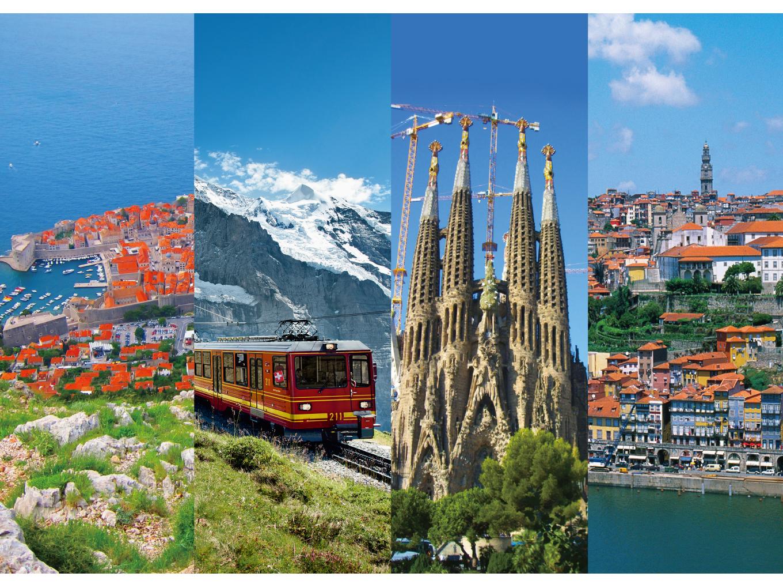【特別版】ベストシーズンのヨーロッパへ快適な旅を。