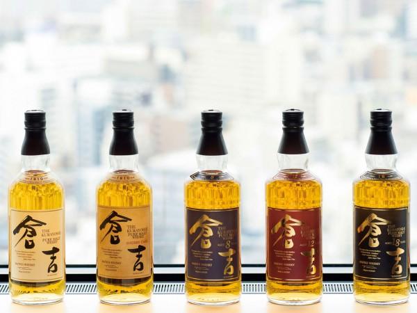 欧米の重要アワードを席巻中! 鳥取・倉吉産ウイスキーの快進撃。