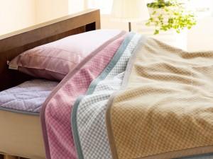 ロマンス岩盤浴  ニューマイヤー毛布(軽量タイプ)3名様にプレゼント
