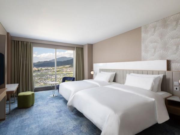 雅びやかに進化した、高級ラグジュアリーホテル。