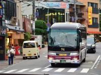 「太閤秀吉の愛した湯」有馬温泉へは安心・快適なバスの旅で。