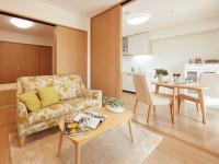 元気な時は一般居室で自由な暮らしを。ー介護居室への住み替えも可能で安心ー