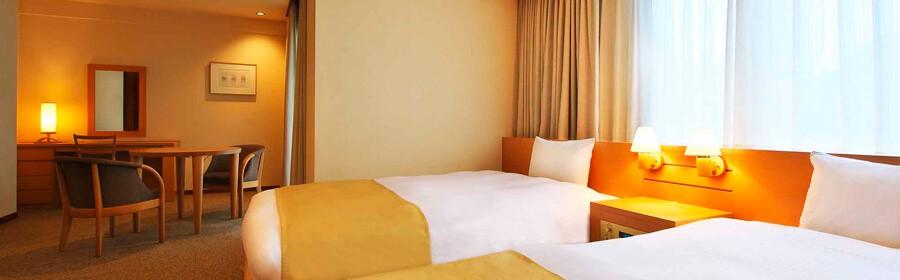 赤坂の人気アーバンホテルに ペアでご招待【5組10名様】