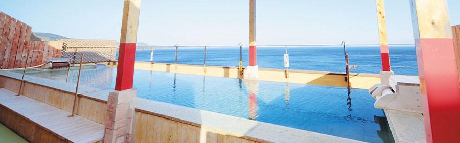 月と太陽の宿 北川温泉ホテル 無料宿泊券【1組2名様】