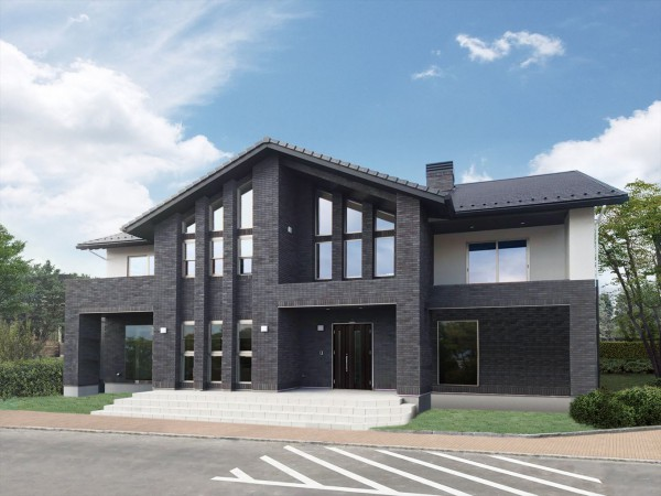 総合住宅展示場に 注目の新築モデルハウスが誕生