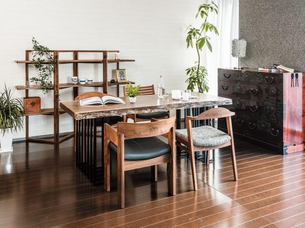 「無垢材の家具×リフォーム」で、理想の暮らしを叶えよう。