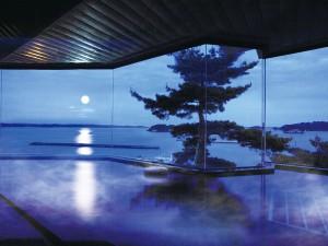 日本三景「松島」の絶景を独り占め 小松館 好風亭 1泊2食付宿泊券
