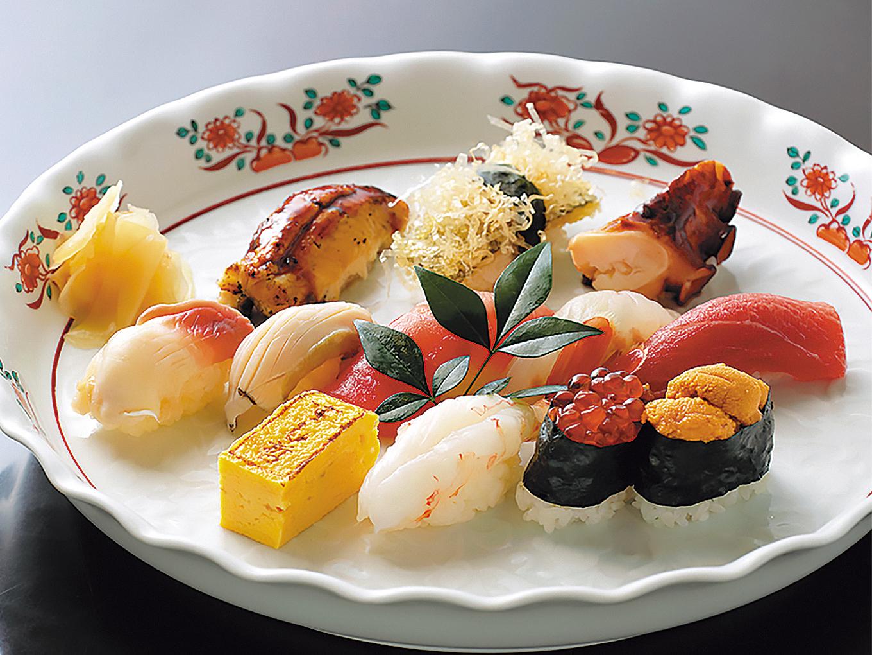 塩寵すし哲 S-PAL仙台店で使える 食事券 3,000円分