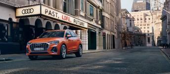 新型Audi Q3 / Audi Q3 Sportback がニューラインアップ