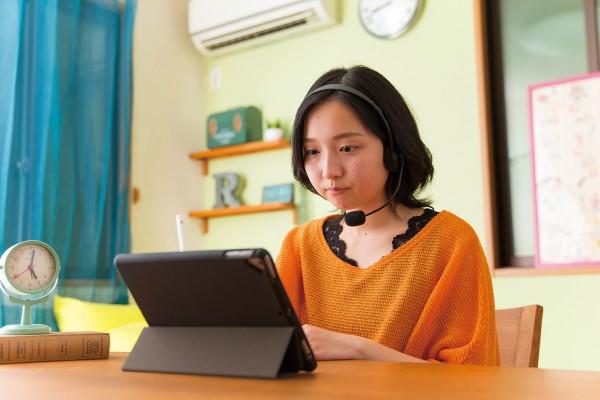 アクシスのオンライン個別指導で、 一人ひとりに学ぶ力を。