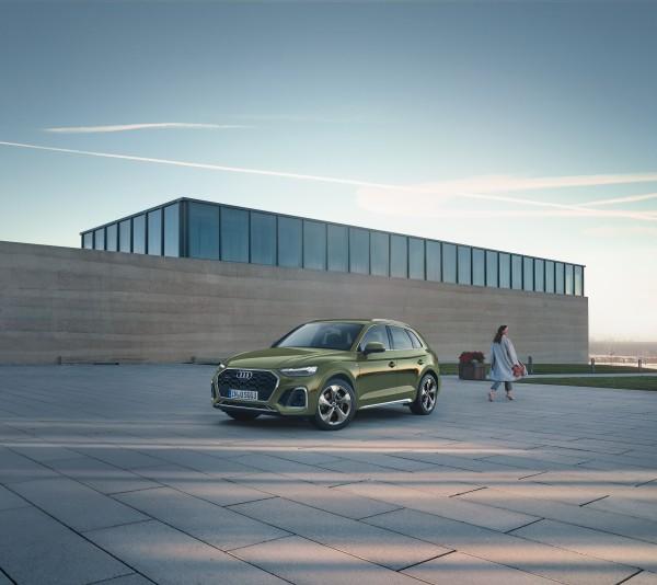 プレミアムSUVの未来を拓くThe new Audi Q5が日本上陸!