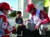 災害やコロナ禍など、困難に立ち向かう赤十字。