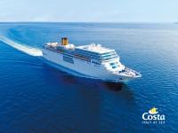 コスタクルーズが提案する初めての船旅