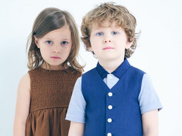 創業150年で人気再燃、銀座4丁目「SAYEGUSA」の子ども服&ベビー服