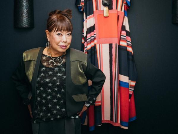 世界的ファッションデザイナー・コシノヒロコさんが見た「銀座」の魅力とは