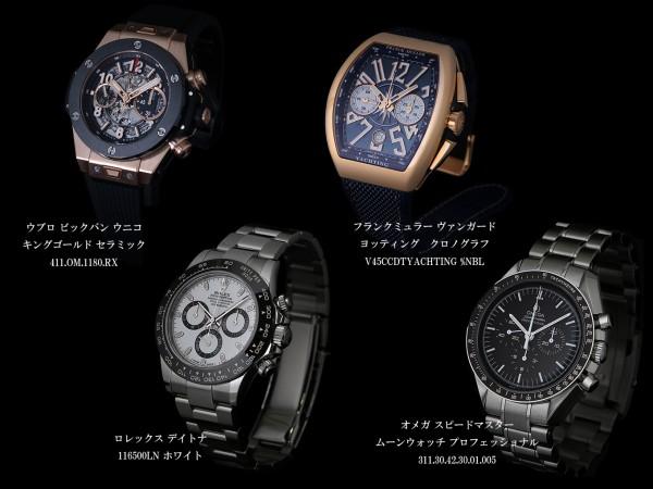 時計専門店GMTが教える「中古が狙い目」の理由