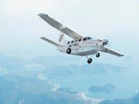 SKY TREKで自由にプライベートな空間で感動の移動体験、空の旅へ。