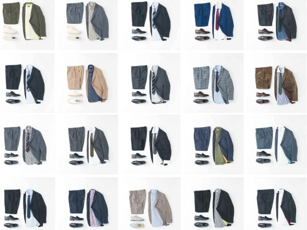 渋谷「アンビルト」、スマート時代のオーダースーツ
