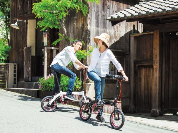最小・最軽量の自転車。それは究極の旅アイテム