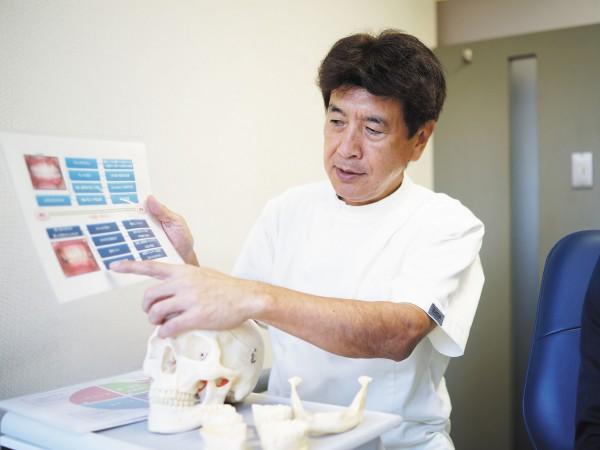 専門医:高良巌氏が噛み合わせの影響について語る