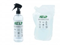 次世代型除菌水「HELP」30㎖ボトルプレゼント!