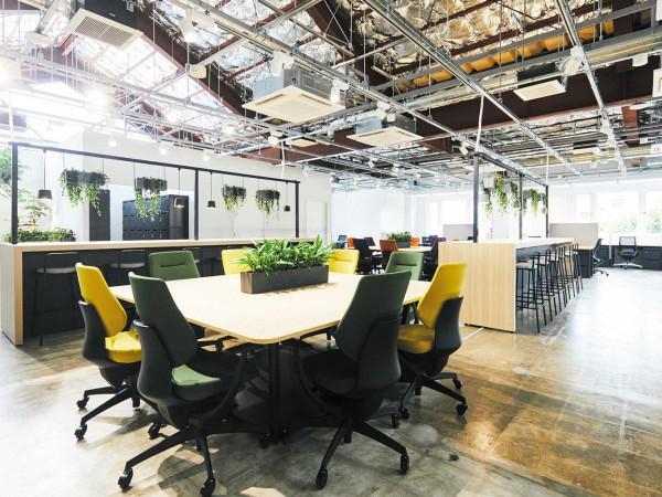 """全国展開の""""いいオフィス""""で、働く場所がどこにでも"""