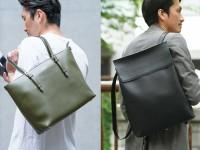 FUMIKODAがスーツにも合う超軽量バッグをリリース