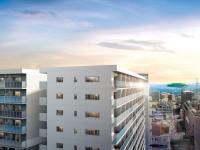 自然と利便性を両得。大型レジデンス・バウス横須賀中央